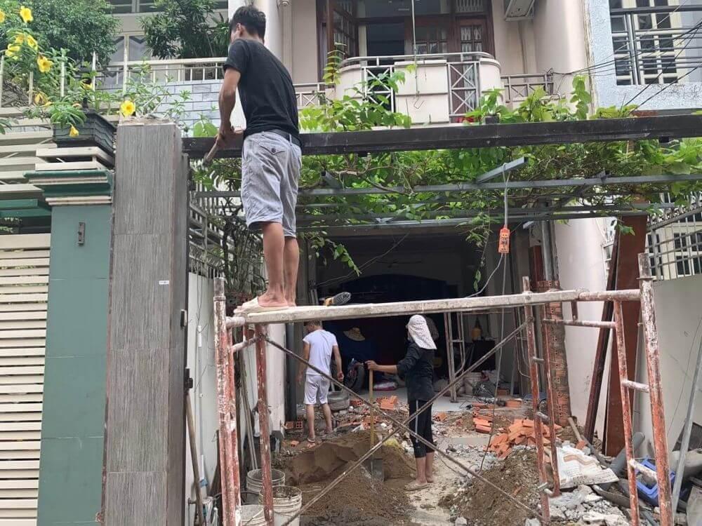 Sửa Nhà Giá Rẻ Tại Tp Hồ Chí Minh