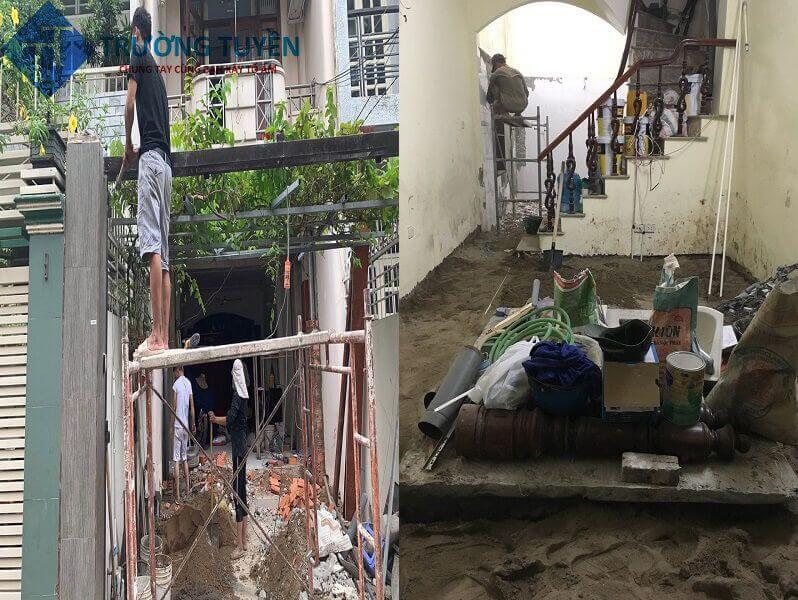 Hạng Mục Sửa Nhà Giá Rẻ Tại Tp Hồ Chí Minh