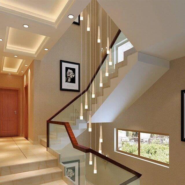 Cách thiết kế, bố trí ánh sáng trong nhà ở