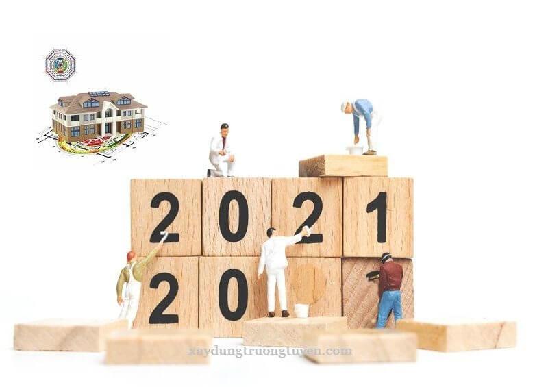 Xem Tuổi Làm Nhà Cho Năm 2021