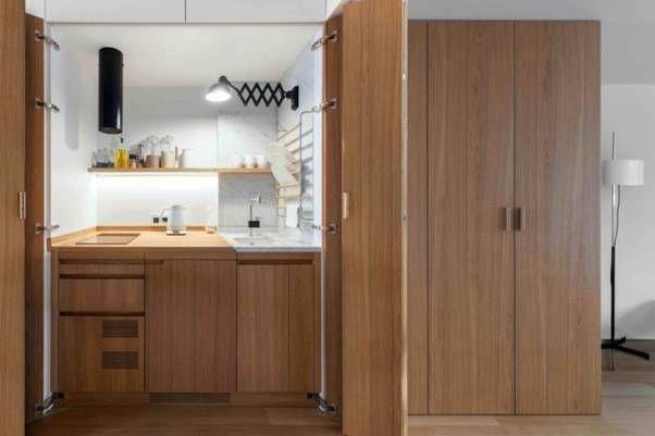 Đừng than nhà bếp quá nhỏ, hãy xem 25 ý tưởng này