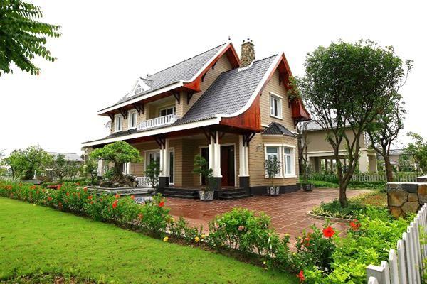 Thiết kế biệt thự nhà vườn đẹp với những tiêu chí nào