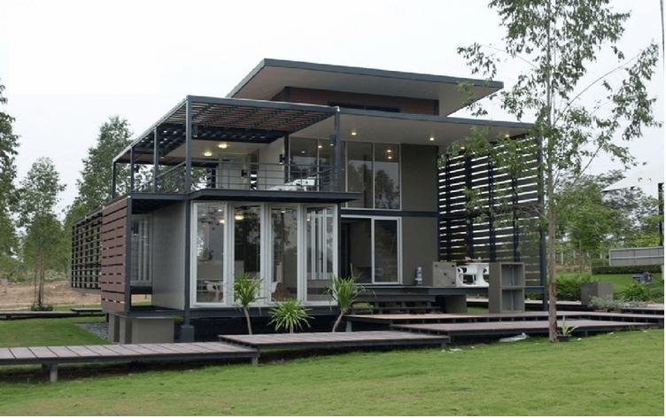 Xây nhà thêm tầng để mở rộng không gian sống