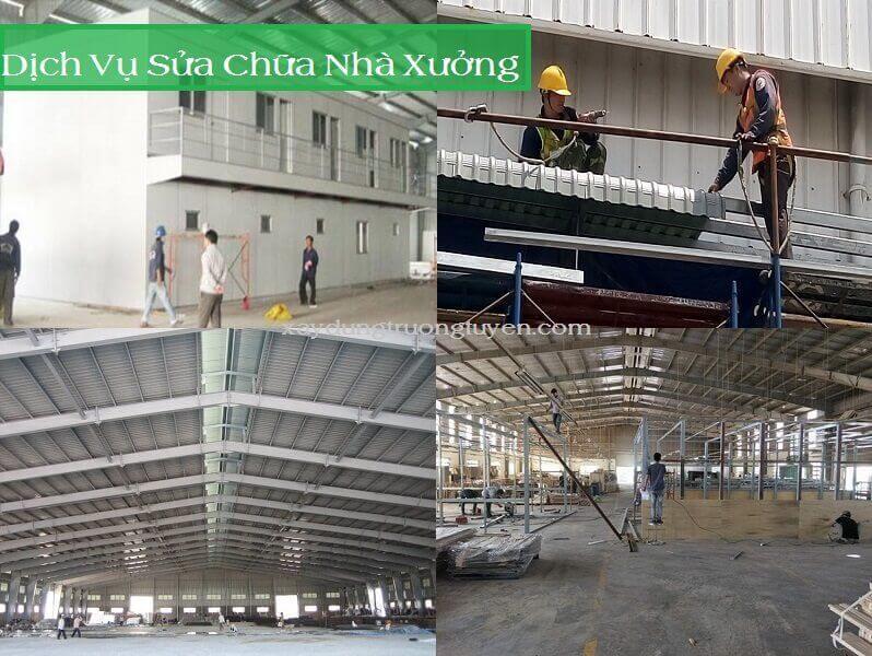 Công Ty Chuyên Sửa Chữa Nhà Xưởng Tại Tp Hồ Chí Minh